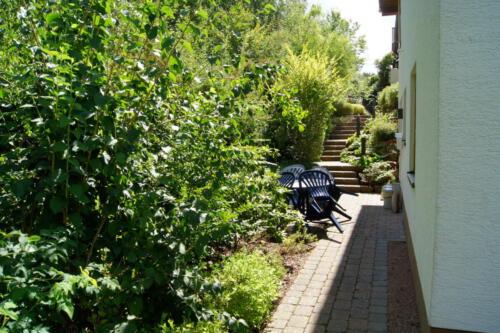 vom Garten